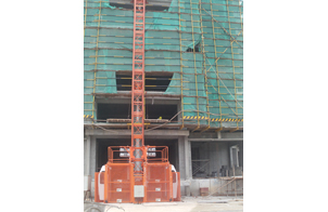 Construction Hoist for Industry